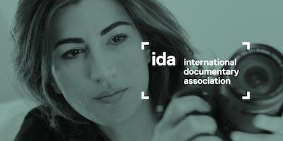IDA Conversation Series: Jehane Noujaim
