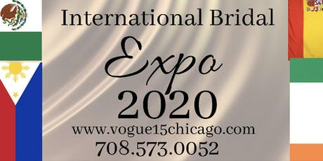 International Bridal Expo Audition tickets