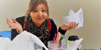 Reduce your single use plastic! Informal workshop and helpful tips