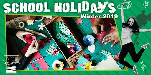 Crafternoon - School Holiday Edition