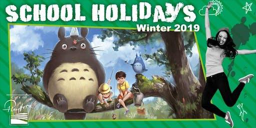 Winter Warmer Movie: My Neighbour Totoro