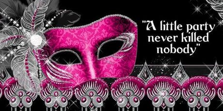 Murder & Mystery Masquerade Affair.. tickets