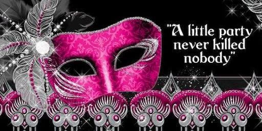 Murder & Mystery Masquerade Affair..