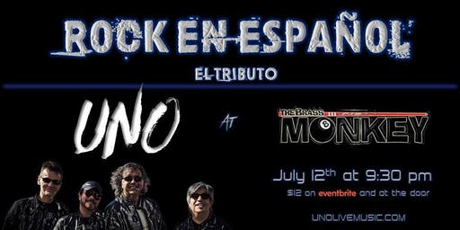 Rock en Español. The Tribute. 1st Anniversary.