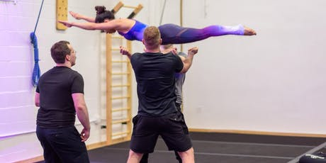 "Adult ""Group Acrobatics"" Class tickets"