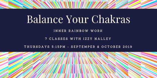 Chakra Series - Inner Rainbow Work