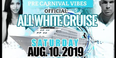 Royal All White Cruise tickets