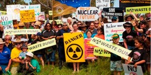 No Place for a Nuclear Dump