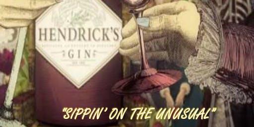 Booze & Bites - Hendrick's Gin