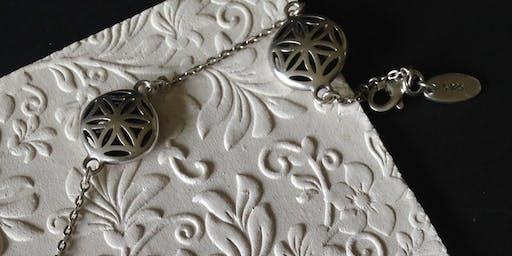 Make Your Own Porcelain Jewellery Workshop