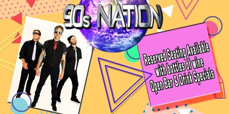 Concerts in the Chapel - Featuring 90's Nation - 90's tickets