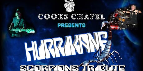Concerts in the Chapel - Featuring Hurrikane - Tribute to The Scorpions tickets