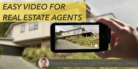 Easy Video for Real Estate Agents (iPhone) tickets