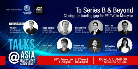 Talks @ Asia Investment Conference  tickets