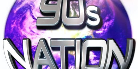 90's Nation at Cooks Chapel tickets