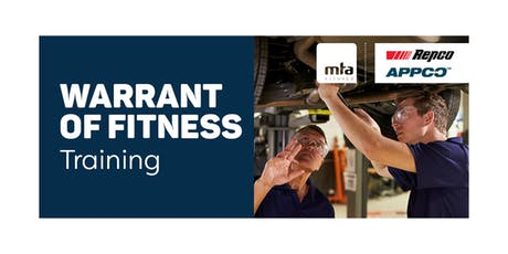 MTA WoF Technical Update Course — Kerikeri tickets