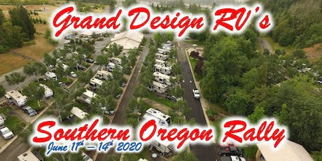 2020 Grand Design RV's 4th Annual Southern Oregon Rally tickets