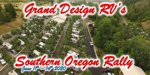 2020 Grand Design RV's 4th Annual Southern Oregon Rally