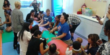 BCB Playdate with Torrance Gymboree Play & Music! tickets