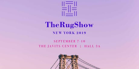 The Rug Show New York 2019 tickets