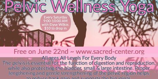 Pelvic Wellness with Elyse Wilkie free sample class