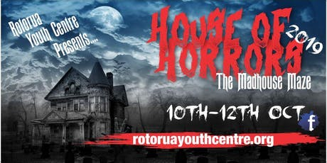 House of Horrors 2019 - Mad House tickets