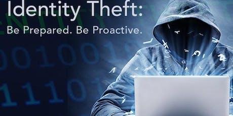 FREE - Identity Theft Workshop tickets