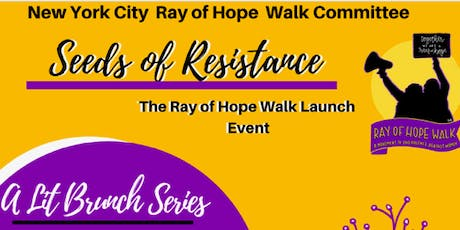NYC Ray of Hope Walk Launch Event tickets