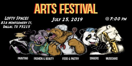 LimitlessArt Vendors and Artists tickets