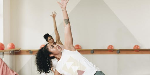 Free barre3 class with our trainee Michelle