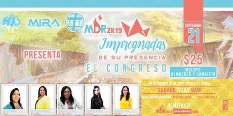 """Congreso de Mujeres """"Impregnadas de su Presencia"""" billets"""