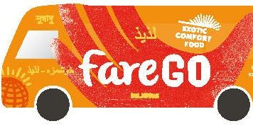 World Refugee Day - Fare Go Food Truck @ PCH