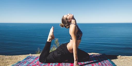 Yoga & Relaxation - All Abilities (Term 3, 2019)