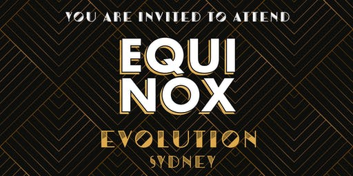 EQUINOX EVOLUTION SYDNEY 2019