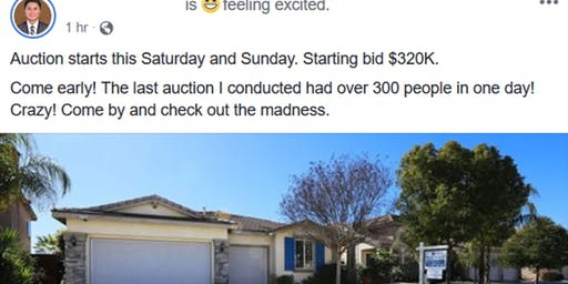 341 Buyers At An Open House? Impossible?