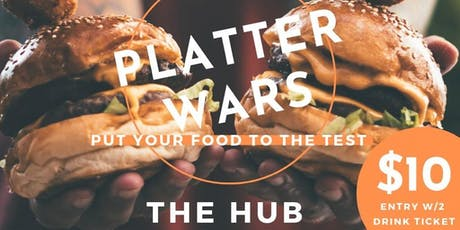 Platter Wars tickets