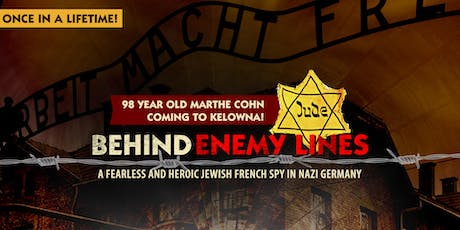 Behind Enemy Lines: A Spy Is Among Us tickets