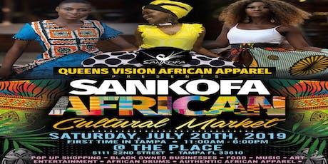 SANKOFA AFRICAN CULTURAL MARKET tickets