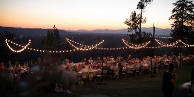 North Idaho Life Mid-Summer's Eve Garden Party with Chef Tony Shields