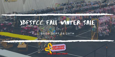 FREE ADMISSION! JBFSTCC FALL WINTER Shopping Event tickets