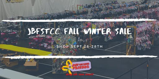FREE ADMISSION! JBFSTCC FALL WINTER Shopping Event
