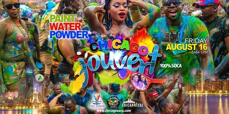 Chicago Carnival J'ouvert Picnic tickets