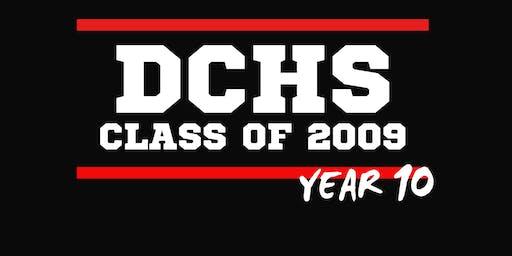 DCHS Class of 2009 10 Year Class Reunion
