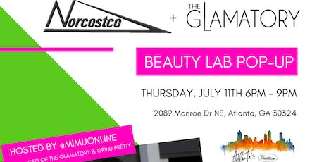 Norcostco x The Glamatory Beauty Lab Pop Up  tickets