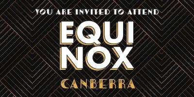 EQUINOX CANBERRA 2019