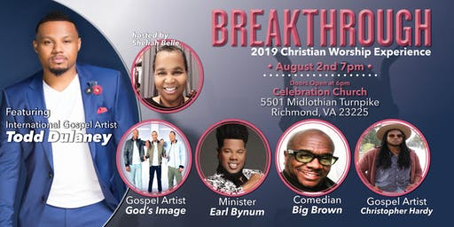 Breakthrough 2019 Christian Worship Experience