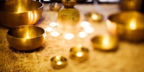 Sound Bath Meditation* Recalibrate Your Body & Mind  tickets