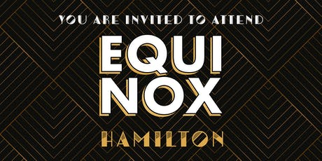 EQUINOX HAMILTON 2019 tickets