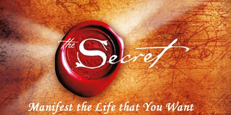 The Secret: Manifest the Life that You Want tickets