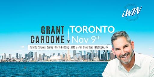 Wealth Hacker Conference - Grant Cardone in Toronto